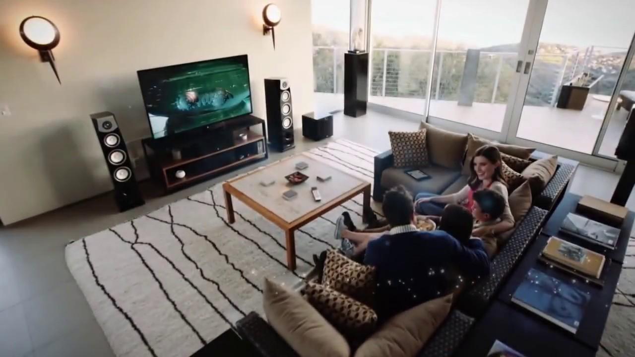 yamaha ysp 2700 youtube. Black Bedroom Furniture Sets. Home Design Ideas