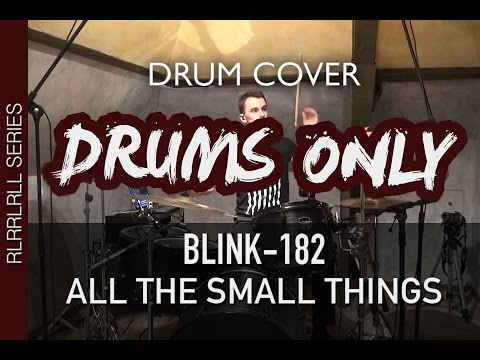 Blink182  All The Small Things  Quentin Brodier Drums Only