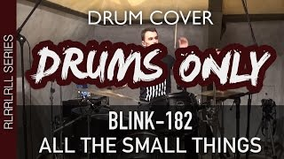 Blink-182 - All The Small Things | Quentin Brodier (Drums Only)