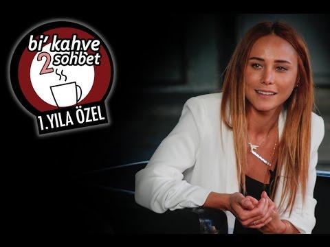 Burçin Terzioğlu'nun gözünden Poyraz Karayel dizisi! 😍  Bi' Kahve 2 Sohbet  1.Yıla Özel