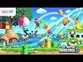 NewスーパーマリオU(WiiU版)プレイ動画 の動画、YouTube動画。