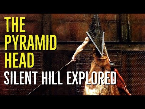 The PYRAMID HEAD (SILENT HILL Explored)