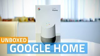 Google Home Smart Speaker Unboxing and First Look   How Well Does it Work in India?