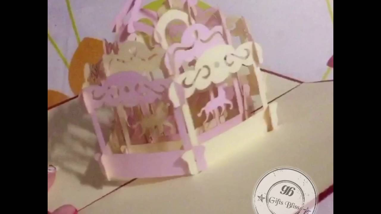 3d laser cut pop up greeting cards youtube 3d laser cut pop up greeting cards m4hsunfo