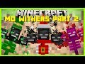 Minecraft - MO'S WITHER MOD PT2(CHRISTMAS WITHER IS HERE!! WATCH OUT TRUMP WITHER ISN'T FAR BEHIND)