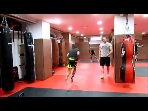 Training MMA Toulouse