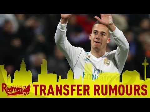 Lucas Vazquez Wants Liverpool Move? | #LFC Transfer News LIVE