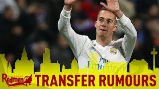 Lucas Vazquez Wants Liverpool Move?   #LFC Transfer News LIVE