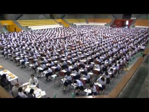 พี่ มศว พาน้องสอบ ตอนที่ 8 : บรรยากาศวันสอบตรง มศว ปีการศึกษา2556