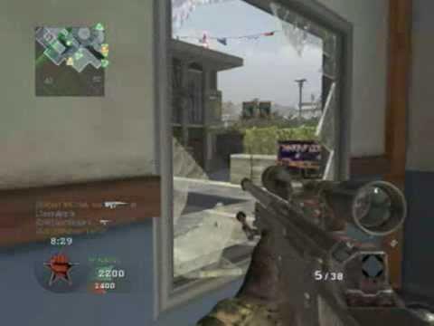 x ReZenT GhOsT - Black Ops Game Clip
