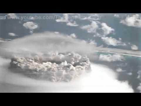 Ядерный взрыв в воде