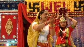 Jain Bhajan Dance