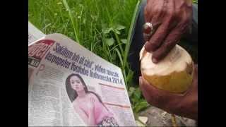 Indonesian Food Review 87 Kelapa Gading Cita Citata terpopuler di YouTube Indonesia 2014