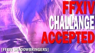 The FFXIV Shadowbringers Challenge & North Texas Gather Together