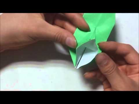 how to make an origami shark easy