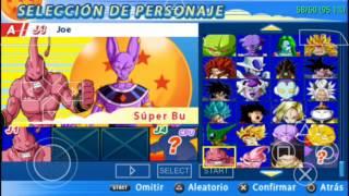 Dragon Ball Z Tenkaichi Tag Team Mod V1