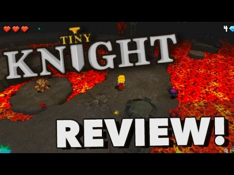 Tiny Knight Review for Steam (PC) | Indie Game Review!