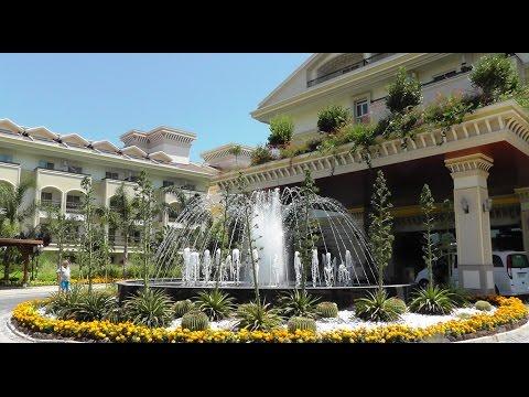 Crystal Palace Luxury Resort - Sommerurlaub 2014 Türkei/Gündogdu + Crystal Sunset & Crystal Sunrise