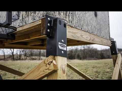 Do It Yourself Elevated Platform: Use Elevators To Build Deer Blinds, Swing Sets, Decks, And More.