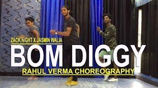 Bom Diggy Zack Night Song Dance Video | Rahul Verma | Choreography