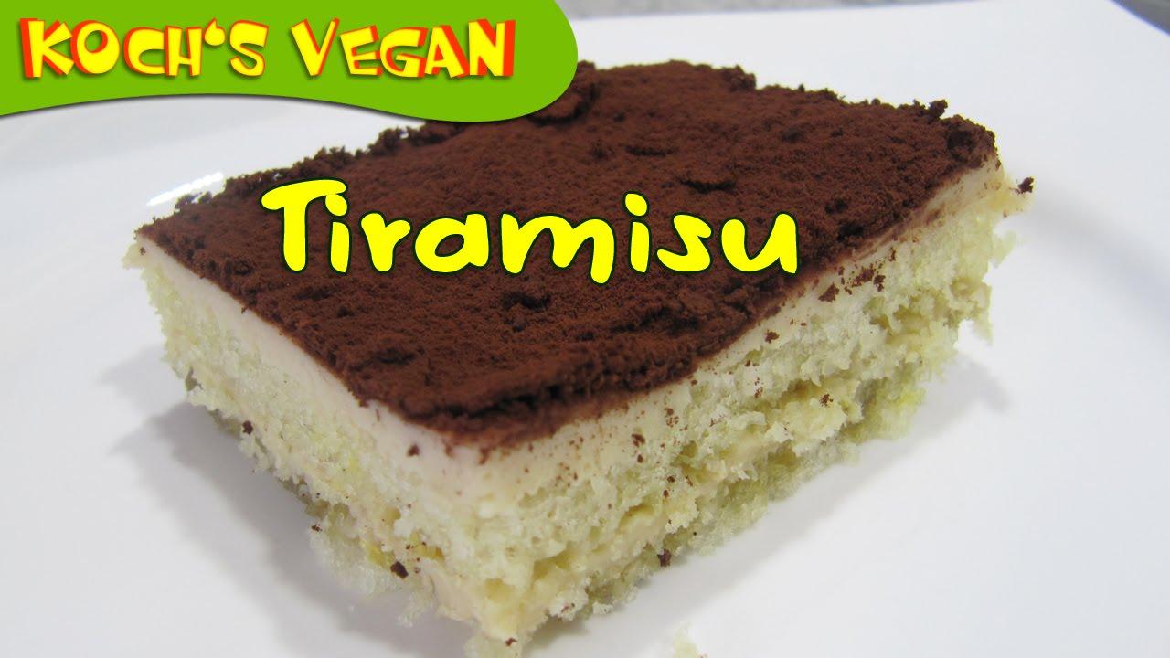 tiramisu selber machen ohne ei rezept deutsch italienisch vegane rezepte von koch 39 s vegan. Black Bedroom Furniture Sets. Home Design Ideas