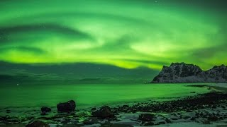 LOFOTEN : A Time-Lapse of the Northern Lights & Arctic Archipelago