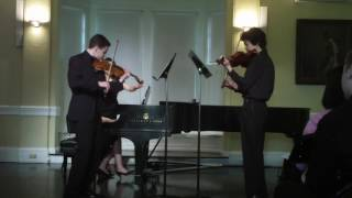 Pilot Jackinson's Adventure To The Skyland for Two Violins and Piano - SiHyun Uhm
