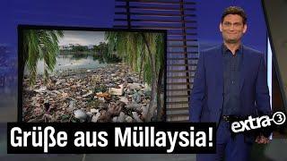 Müllexporte – Von Deutschland in die Welt