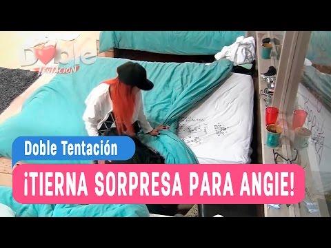 Doble Tentación - ¡Tierna sorpresa para Angie! / Capítulo 41