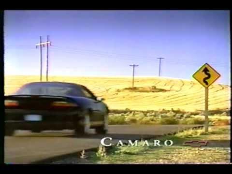 1994 Fourth Gen Camaro Comercial