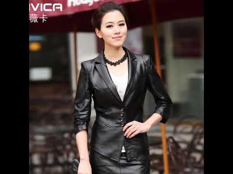 WA 0852-1145-2294  Jaket Kulit Garut Untuk Wanita