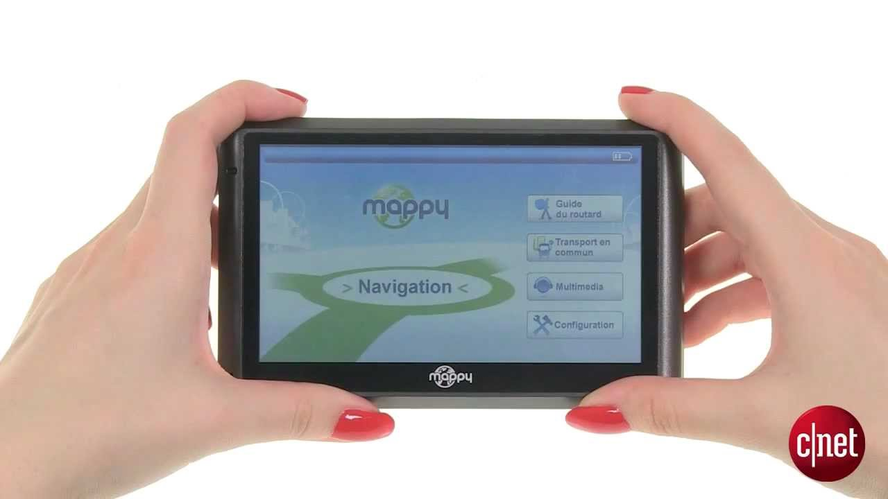 Uitgelezene Mappy GPS ultiX570 CAMP - YouTube AA-16