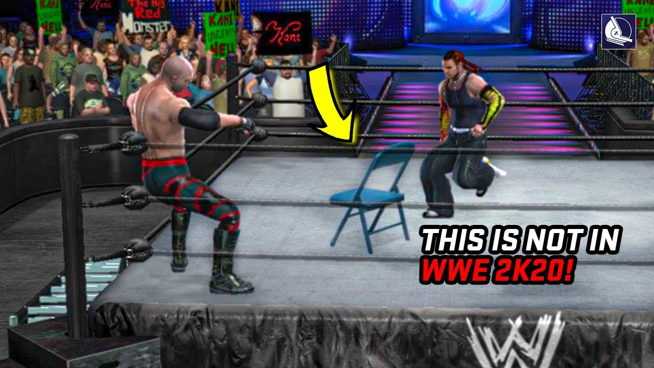 WWE 2K20 on PS5: Every OMG Moment in the game