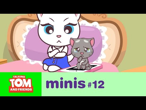 Talking Tom and Friends Minis - Tom's New Love (Episode 12)