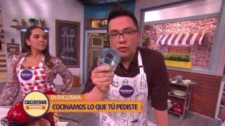 Receta: Donas   Cocineros Mexicanos