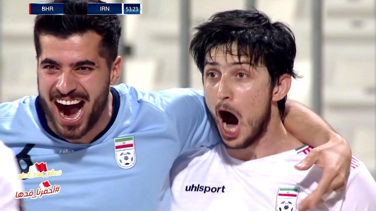 Iran vs Bahrain | All Goals & Highlights | World Cup 2022 Qualifiers 7-6-2021