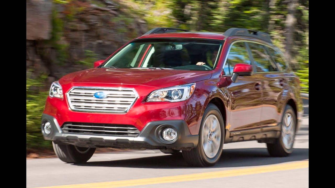 2016 Subaru Outback Venetian Red Pearl