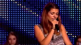 Ива Йорданова и Нора Чернева - The X Factor Bulgaria (09.10.2014)