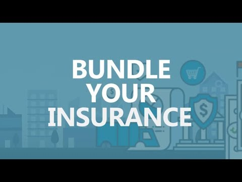 Save Big in 30 seconds a day: Bundle your insurance.
