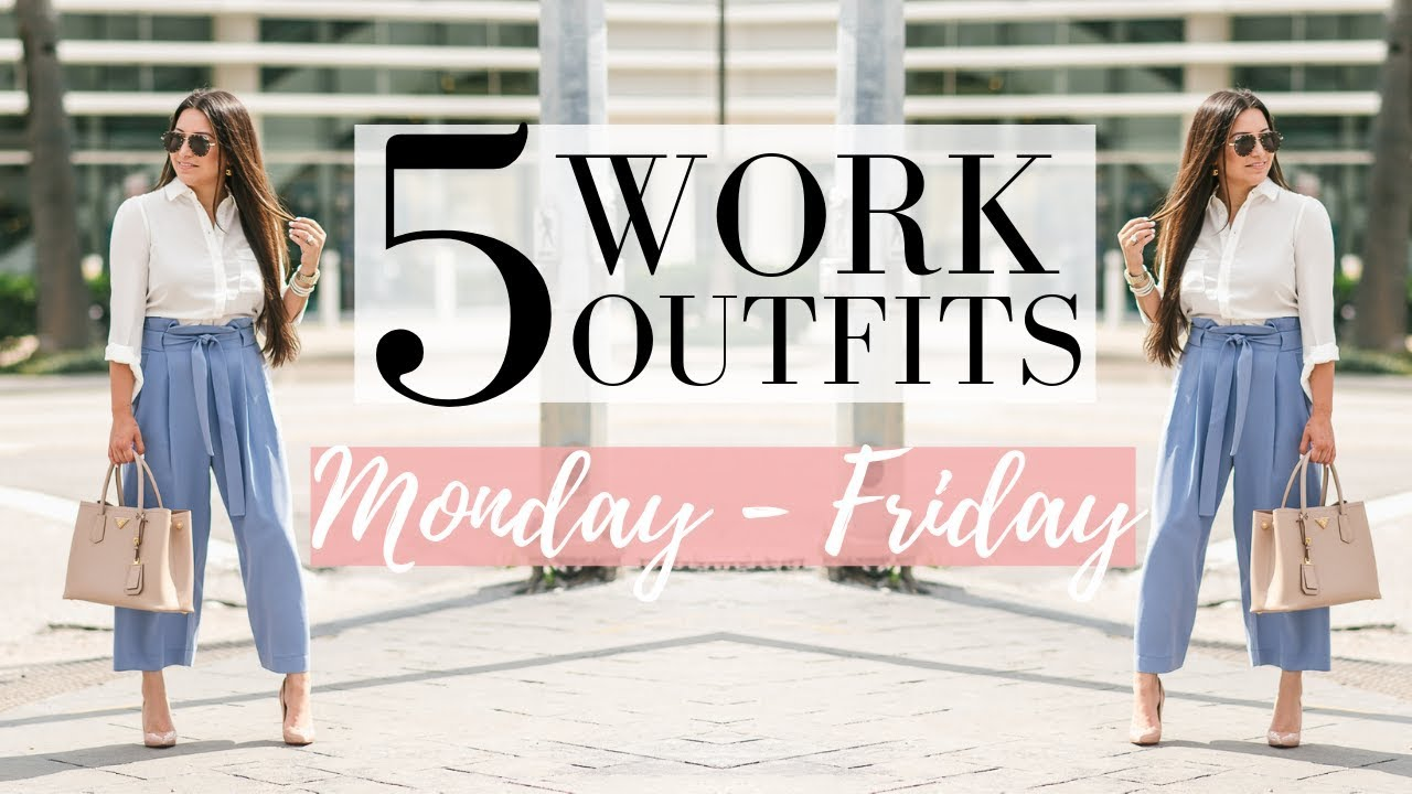 5 PETITE WORK OUTFIT IDEAS – Comfortable Outfits for the Office | LuxMommy