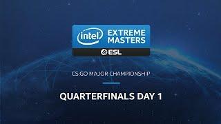 CS:GO - Na'Vi vs. FaZe   Team Liquid vs. ENCE - Quarterfinals - IEM Katowice 2019 Champions Stage