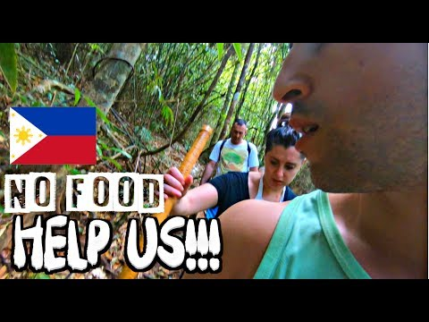 LOST FOREIGNERS IN PH JUNGLE!! *EMOTIONAL*