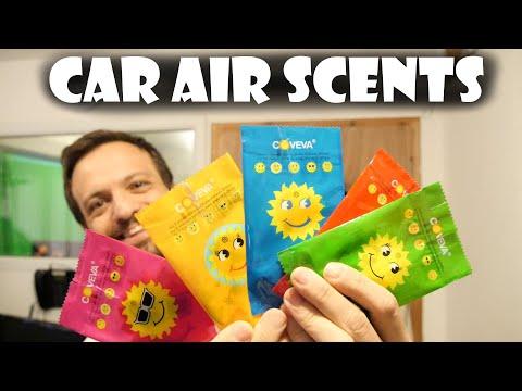 Ebay Car Air Fresheners Scent Challenge!