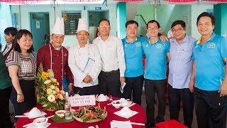 """Cuộc thi """"Khi nam giới vào bếp"""" tại Sở LĐ TB&XH Đồng Nai"""
