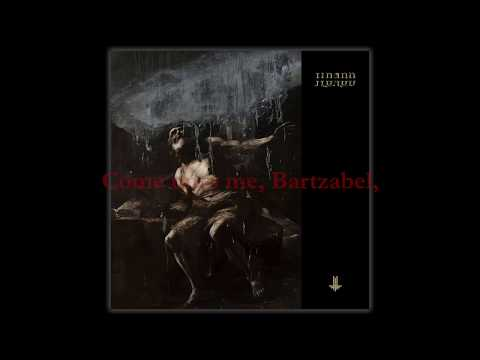 Behemoth - Bartzabel Lyric Video and Disambiguation