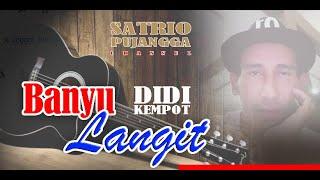 Banyu Langit - Didi Kempot ( Cover - Satrio Pujangga )