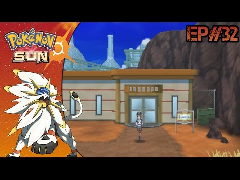 Pokemon Sun Let's Play Ep#32: Geothermal Power