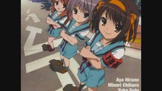 "Suzumiya Haruhi no Yūutsu Season 2 FULL ED ""Tomare!"""