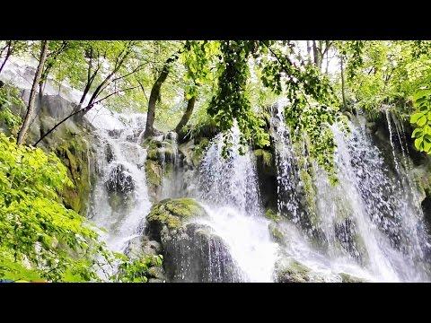 Beautiful Waterfalls in Romania