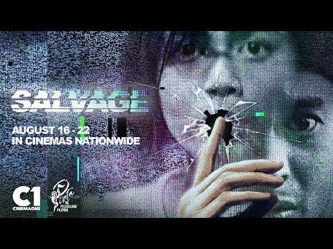 Salvage Official Trailer - Pista ng Pelikulang Pilipino